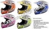 Zox Off Road Helmet Star Rush Youth and Adult
