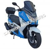 Tracer 150-T9 150cc Scooter Moped T9 Exclusive Edition