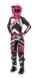 Girl's Youth Fly Kinetic Racewear Package Gear Set Pink