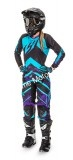 Girl's Youth Fly Kinetic Racewear Package Gear Set Purple