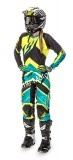 Girl's Youth Fly Kinetic Racewear Package Gear Set Teal