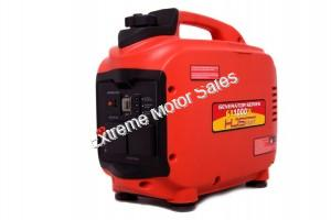 HJS GI1000W Portable Inverter Generator Small Gas 1000W