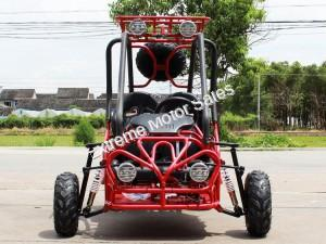 Rider 110cc Kids Go Cart Go Kart Off Road Buggy Youth