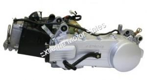 150cc 4 Stroke GY6 Scooter Complete Engine Assembly. Long Case