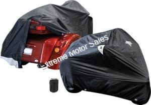 "NELSON RIGG COVER TRIKE SCOOTER MOTORCYCLE 355 UP TO 65"" REAR WIDTH"