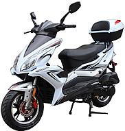 scooter Syst/ème d/échappement standard en aluminium pour scooter China GY6 125//150 4T maxiscooter mobylette quad