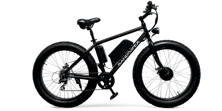 Sandviper Electric Bicycle