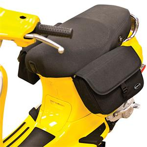 Scooter Saddlebags Storage Removable Scoot R Logic