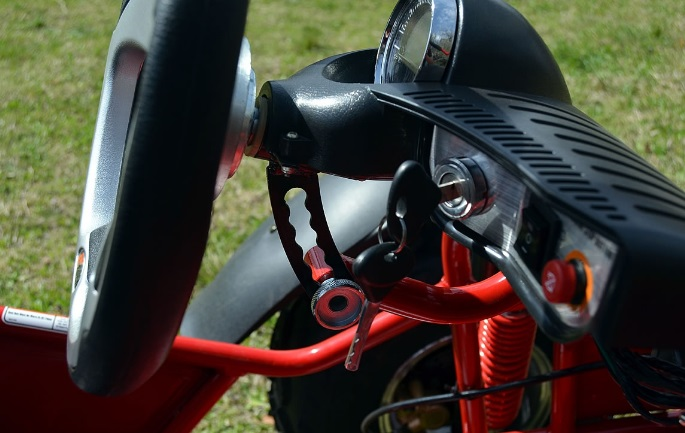 TrailMaster 150cc XRX Go Kart Go Cart 150cc