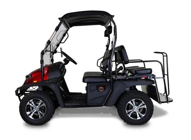 HJS Bighorn 200 GVX 200cc Utility Vehicle SXS UTV Golf Cart