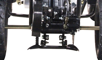 Mini ATV Complete Axle Assembly Chinese Quad 50cc 70cc 90cc