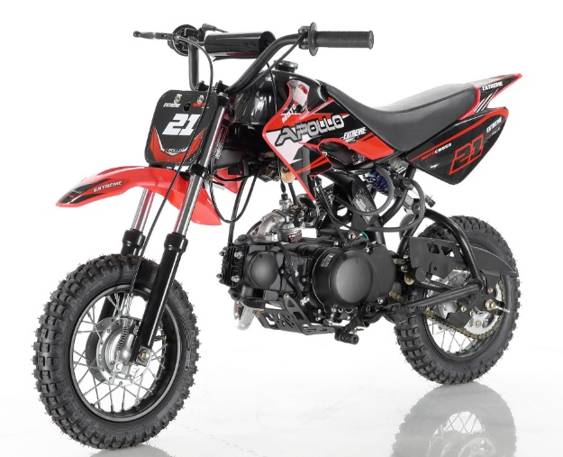 Apollo 70cc Kids Youth Dirt Bike XR50 Copy Automatic Or ...