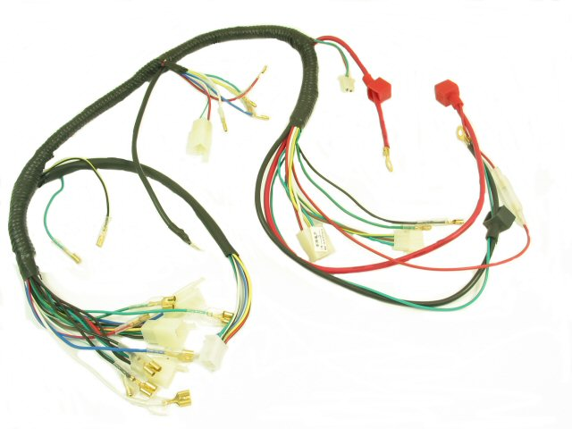 atv wiring harness 50cc 70cc 90cc 110cc chinese quads mini atv wiring harness 50cc 70cc 90cc 110cc chinese quads