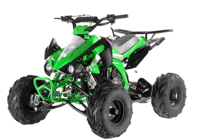 125cc Apollo Panther Sport ATV Kids Quad 4 Wheeler Blazer7