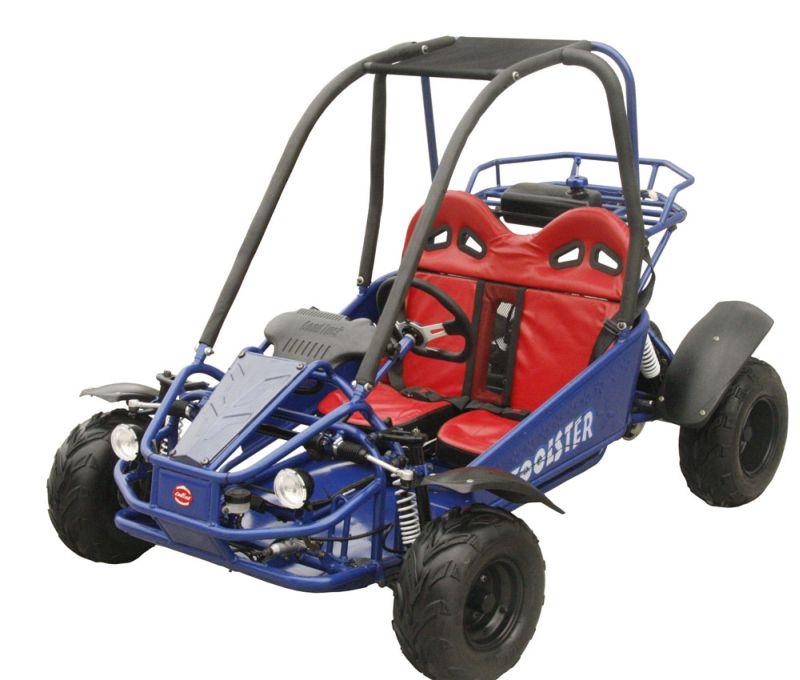 Kids Dune Buggy >> Shark 125cc Kids Go Cart Go Kart Off Road Coolster Buggy