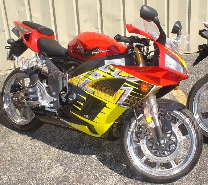 125cc Manual Sport Bike Motorcycle 3 4 Size Street Bike