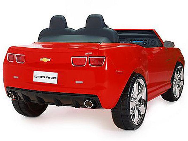 camaro ride on toy 12v power wheel car electric