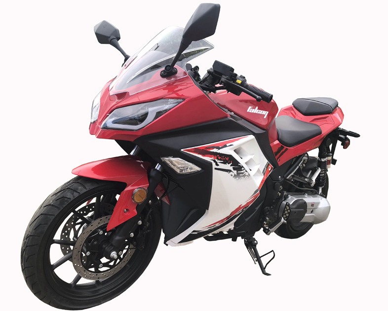 Falcon 250cc Scooter Motorcycle Sport Bike with Automatic