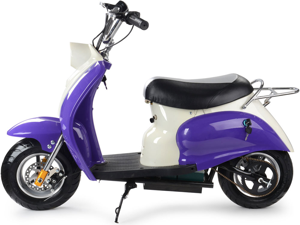 moto scooter electrica 350w 24v