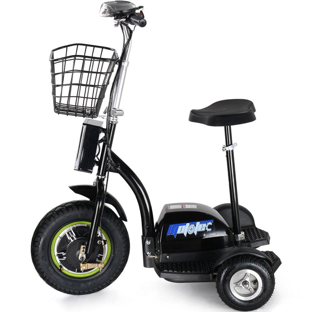 Extreme Motor Sales > Moto Tec Electric Trike 3 Wheel 48v ...
