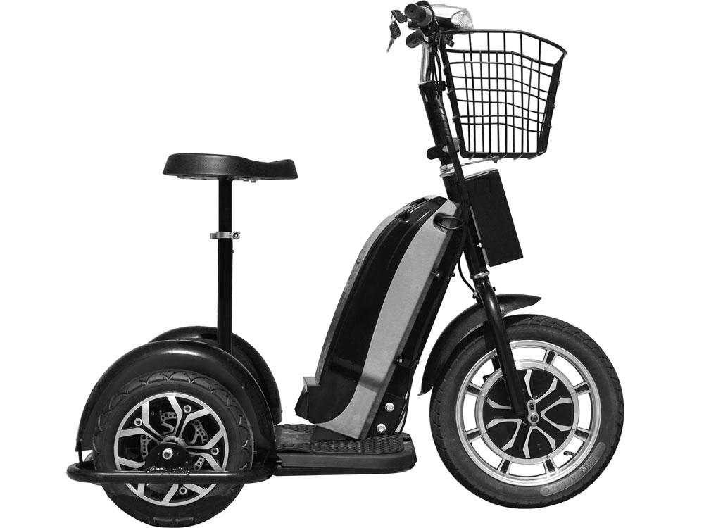 Extreme Motor Sales Gt Moto Tec Electric Trike 3 Wheel 48v
