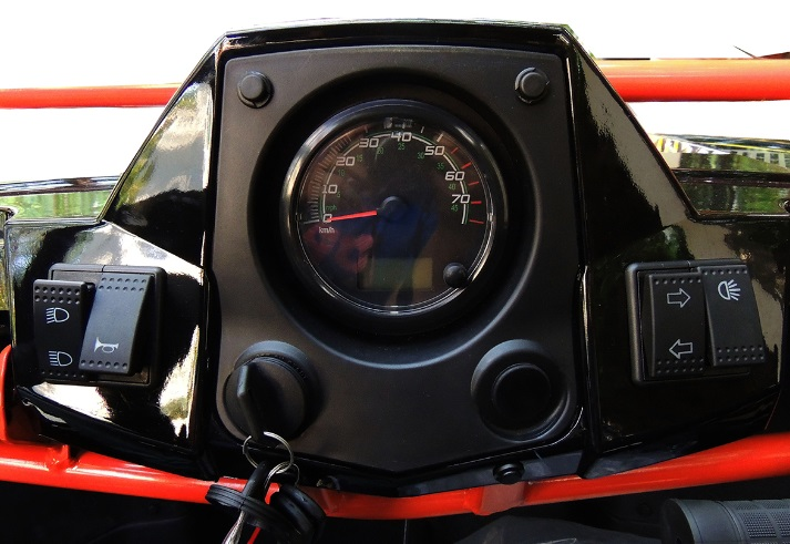 Predator FX 400 400cc UTV Utility Vehicle Side X Side Sport