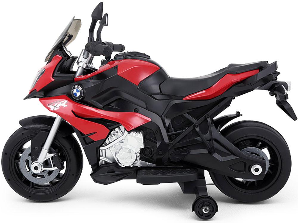 extreme rastar bmw s1000xr 12v motorcycle ride on power wheels