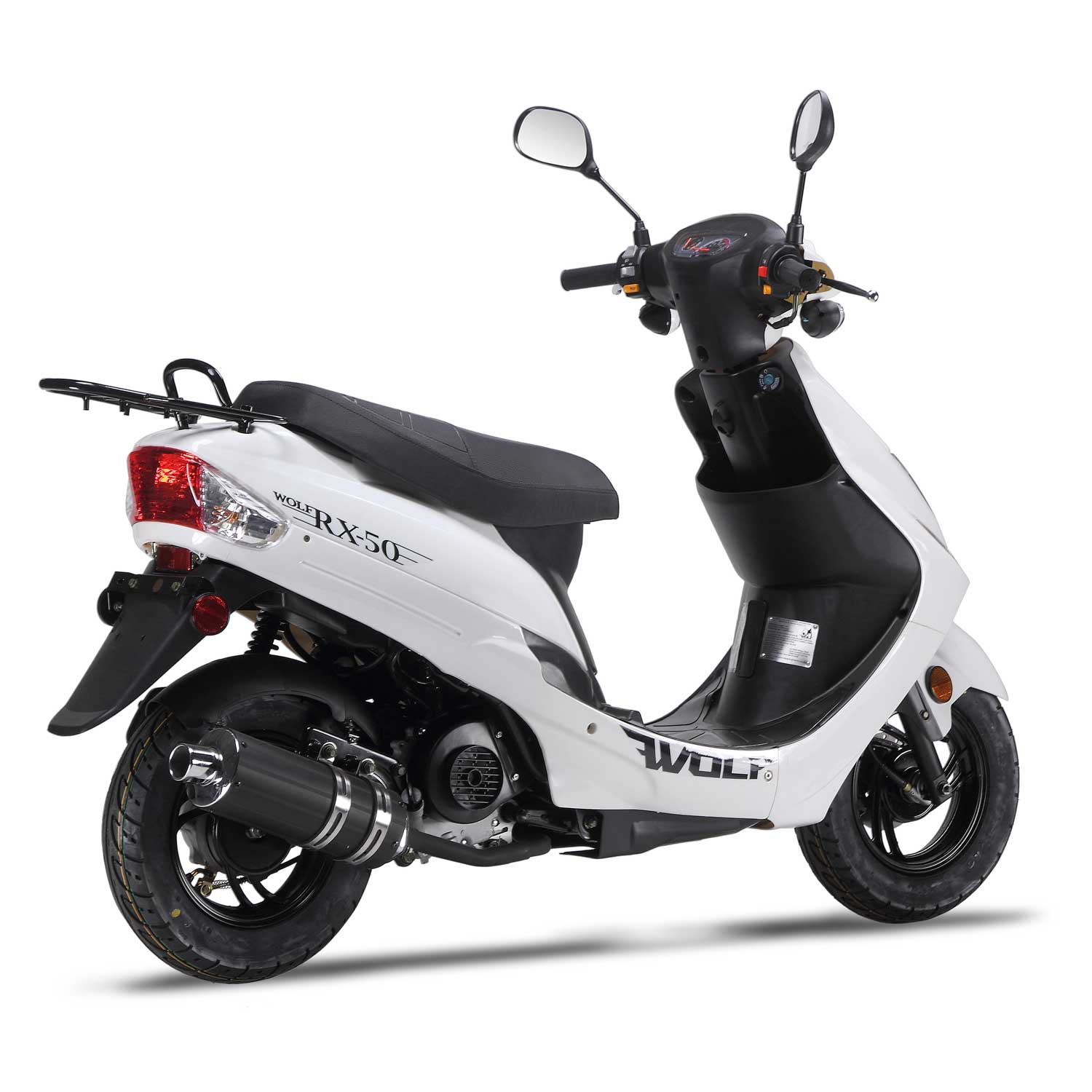 Wolf RX50 Scooter - Extreme Motor Sales- Orlando Florida
