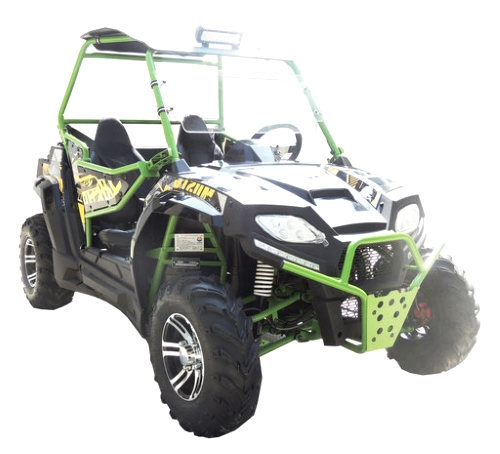 Razor Blade 150cc Youth Kids Utv Utility Vehicle Side X Side