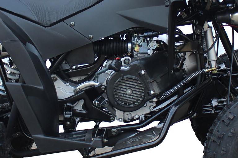 Extreme Hawk 200cc Sport ATV 4 Wheeler Quad Automatic