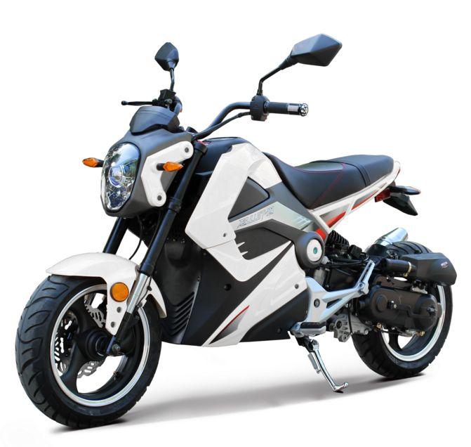 50cc Mini Motorcycle Grom Replica Automatic Street Bike Scooter