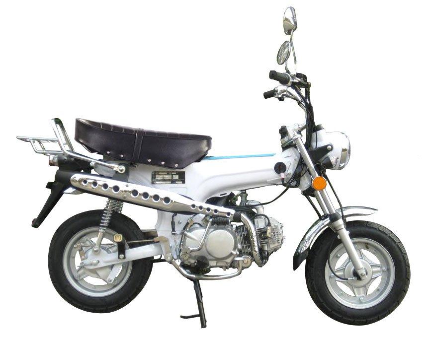 Champion 125cc Motorcycle Ct70 Honda Clone Street Legal