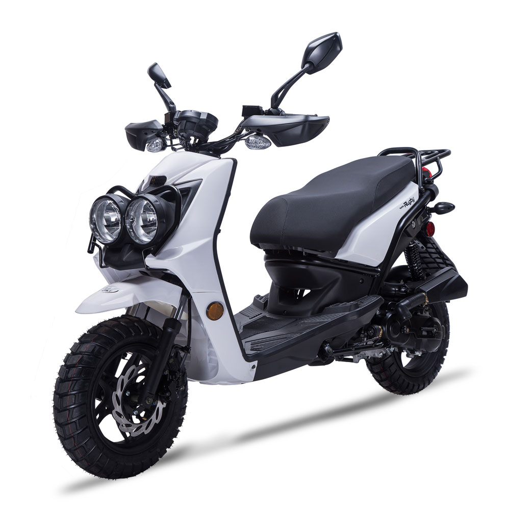 Wolf Rugby 50cc Scooter Extreme Motor Sales Orlando Florida
