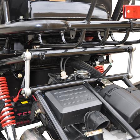 TM 150 XRS Go Cart Kart Dune Buggy 150cc Trailmaster