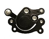 Disc Brake Caliper for mini-gas scooters, mini electric scooters and pocket bikes