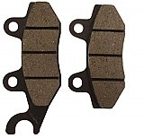Stock Disc brake pads for 50cc, 125cc, 150cc 250cc scooters