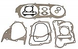 Complete gasket set for the Short-Case GY6 150cc, 4-stroke short-case engine