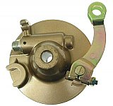 Drum Brake Assembly for Qingqi QM50QT-B2 50cc 2-stroke scooters