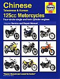 Haynes Repair Manual Chinese 125cc Motorcycles