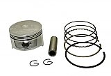 72mm Piston Kit 250cc 4-stroke water-cooled CN250 172mm engines