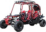 Extreme Cruiser 200cc Go Cart Go Kart Off Road Dune Buggy Large 4 Seater