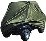 Classic Acc UTV Storage Cover Green And Real Tree Hardwood
