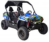 Trailmaster Challenger 300S Kids UTV Utility Vehicle Side x Side Razor
