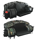 ATV TEK Arch Series Padded Cargo Bag -Black or Camouflage