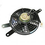 Electric Cooling Fan for 250cc 4-stroke Hammerhead Kart