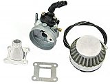 47/49cc Performance Carburetor Kit for Reed Engine