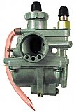 Carburetor for 50cc 2-stroke 1DE41QMB Chinese Gas Scooter, Qingqi