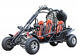 Extreme Spider 200cc Go Cart Off Road Dune Buggy Large Go Kart 4 Seater