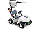 Extreme Golf Cart 6v Ride On Power Wheels Electric Kids