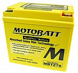 Motobatt Quadflex Battery 12V 7ah Small ATV Scooter 2 Year